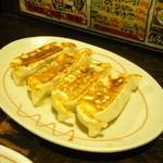 じゃんまるらーめん - じゃんまる餃子(290円)※セットなら3つ