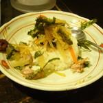じゃんまるらーめん - じゃんまる飯(480円)※セットのじゃんまる飯です