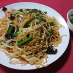中国料理 四季香 - 上海焼そば