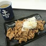 87593095 - 牛カルビ皿・特 680円