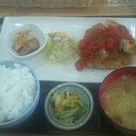 コミュニティ・キッチンふぃーる - ランチ(日替わり 650円)