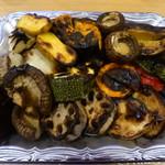 イル・チェント平野町 - 焼野菜