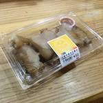 玉家のキムチ工房 - 玉家の味付け豚足(500円)