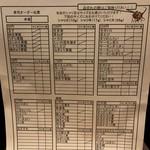 すしバル ちこり - 2018.6