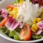 はんなり - フレッシュ野菜サラダ