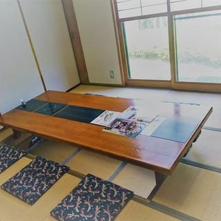 「全室個室」お客様だけの空間をご用意いたします
