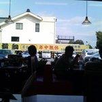 ラーメン横綱 - 店内2