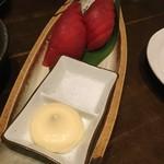 青天家 - トマトスライス