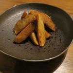 TABLE O TROIS - 自家製フレンチフライ 山椒風味