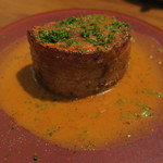 TABLE O TROIS - バームクーヘン仕立て 豚とろとろ煮込み2