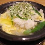祇園 にし - 柳川風鍋