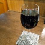 やきとり いちご - 赤ワイン(甘め)
