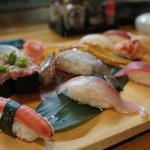 海鮮うまいもんや 浜海道  - ぜいたく市場寿司