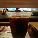 ウェンディーズ・ファーストキッチン - 炭焼アイスコーヒー