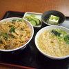 一富士食堂 - 料理写真:きつね丼セット
