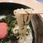 87609000 - モッチモチの細麺