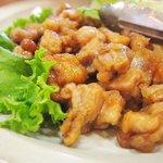 にじの耳納の里 レストラン夢キッチン - 鶏肉