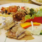 にじの耳納の里 レストラン夢キッチン - 和&中の中に洋風も