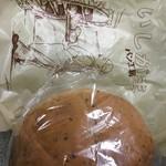 パン工房 いしがま - ごまパン(630円)と持ち帰り袋