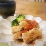 和食屋澄江庵 - 料理写真:コショウダイのムニエル