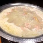 鶏匠吟八 - 博多水炊き