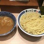 87612041 - 濃厚つけ麺(*´ω`*)麺大で