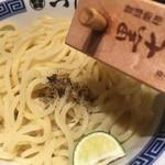 つじ田 - 黒七味 オススメ
