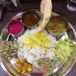 インド食堂ワナッカム - ベジミールス