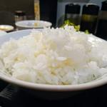 中国料理 四川 - ライス