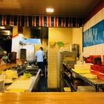 タイ屋台料理ヌードル&ライス TUKTUK - カウンターでさくメシに!