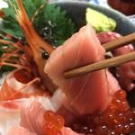 海鮮丼専門店 木津 魚市食堂 -