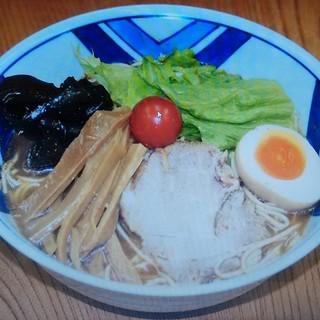 【6/14~7/30限定】冷やしラーメン850円→650円!