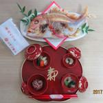 ともしげ - お食い初め膳…3,100円