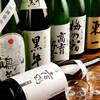 ※米屋 - ドリンク写真:関西近郊の地酒も多数
