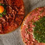 肉とホル - 料理写真: