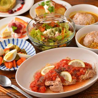 ワガママ食欲も大満足◎一等米と手作りご飯でしっかり満腹♪