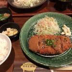 日日是耕日 - 大阪の味噌カツ定食