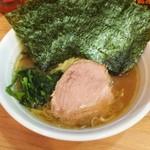 おか家 - 料理写真:のりラーメン。¥750
