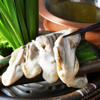 牡蠣しゃぶ食べ放題60分お客様還元価格1980円→990円