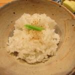 玄斎 - 生姜ご飯