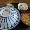 御食事処 松竹 - 料理写真:着丼!