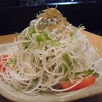 浜焼市場 - 大根サラダ