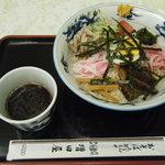 平塚片岡 増田屋 - 料理写真:冷やし五目