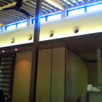 てん - リゾートホテルを思わせる高い天井