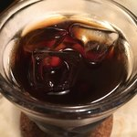 ニット - アイスコーヒー
