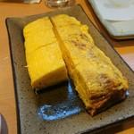 寿司・料理・地酒 はらこ - 厚焼き玉子