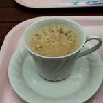 ガーデンレストラン - コーヒー 330円