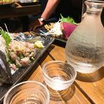 酔っ手羽横丁 - 日本酒も安いよ。