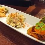 肉バル×イタリアン RIVIO - 前菜3種盛り
