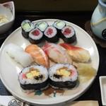 幸鮨 - ランチ  寿司定食
